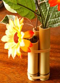 عمل مزهرية سهلة من الخيزران ،طريقة عمل عمل مزهرية من الخيزران ،اشغال يدويه بالصور pronto.jpg